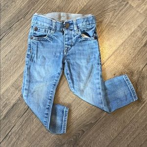 Sweatshirt band jeans from Gap